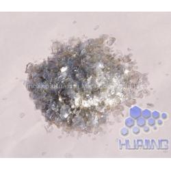 China decorative wallpaper and true stone coating color mica scrap on sale
