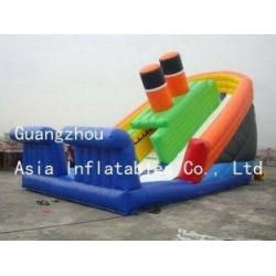 China Inflatable Titanic Slide (CLI-37-5) on sale