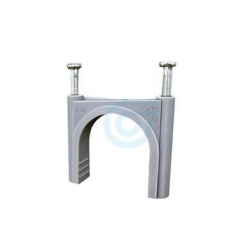 China DUAL NAILS CABLE CLIPS on sale