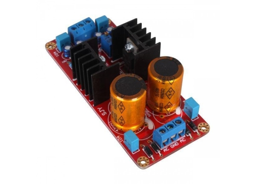 China LM317 LM377 Adjustable Regulator Power Supply Module supplier