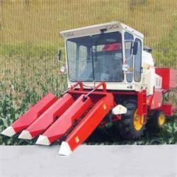 China Corn Harvester Machine on sale