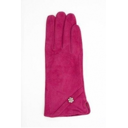 China HM298 winter fashion leather glove on sale