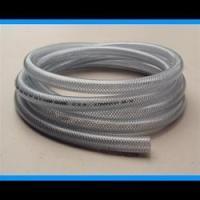 12 feet of Braided PVC Hose
