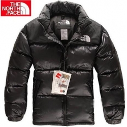 Cheap Men's North Face Nuptse Goose Down Jacket-Black discount online, free shipping. The North Face is the well-known brands of skiing jacket in the world