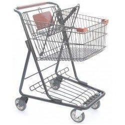 Blog in addition Qc 9008 moreover B0000UZ58C moreover Pz59cb0dd Z543bd79 Double Baskets Shopping Trolley furthermore Laundry cart. on double basket shopping carts