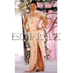 China Chinese Wedding Dress a034 on sale