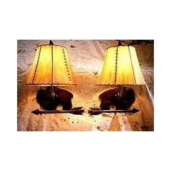 China Arrow Wall Sconce-Buffalo design on sale