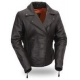 Black Leather Jacket Womens