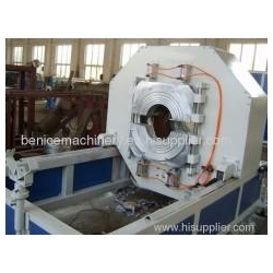 China Plastic pipe cutting machine on sale