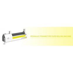 3 roll plate bending machine