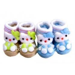 China Baby Socks high quatlity organic cotton baby socks ZD0082 on sale