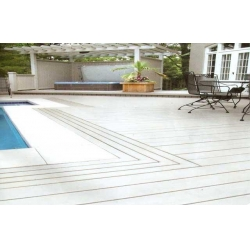 China Outdoor WPC decking on sale