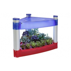 China Hydroponic indoor garden Lighted Chamber on sale