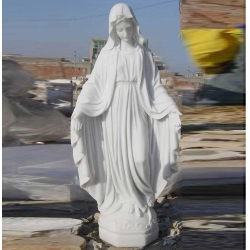 China Stone Virgin Mary Statue On Sale