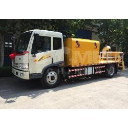 China Concrete Pump HDT5120THB truck-mounted concrete pump on sale