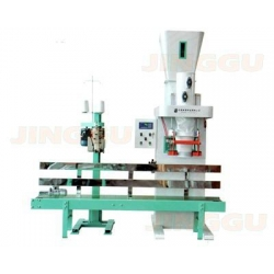 China Double Screw Flour Packing Machine on sale
