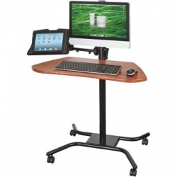 China Furniture / Desks WOW Flexi-Desk Mobile Modular Workstation on sale