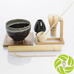 China Matcha teaset matcha whisk matcha bowl tea accessories matcha spoon bamboo whisk on sale