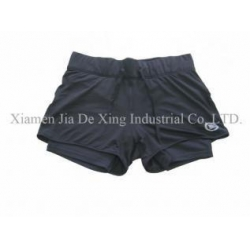 China Ladies' fitness shorts on sale