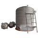China Vacuum emulsifying mixer Large storage tank on sale