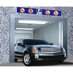 China Car Elevator Traction Car Elevator on sale