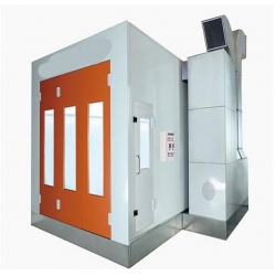 China spray booth hot sale in the world market on sale
