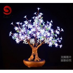 China Unique style of waterproof led pot tree on sale