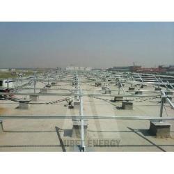 China solar panel mounting rack Q235 Solar Bracket on sale