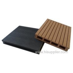 China WPC solid decking 150*25mm outdoor hollow wpc decking on sale