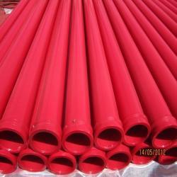 China Seamless Concrete Pump Pipe on sale