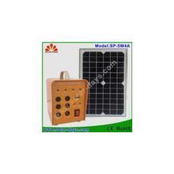 China Solar Power System SP-5W4A Solar Lighting System on sale