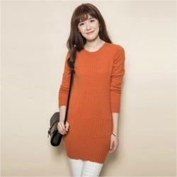 China Women cashmere sweater Product No.:T1504 on sale