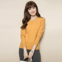 China Women cashmere sweater Product No.:SYR1501 on sale