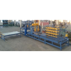China Wood pallet machine Wood Pallet Nailing Machine Wood Pallet Assembly M on sale
