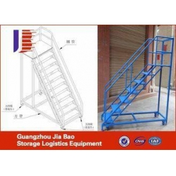 Rolling Step Ladder Ladder Manufacturers And