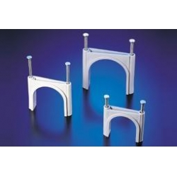 China 1022Double Nail Cable Clip on sale
