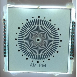 China Clock LCD display panel on sale