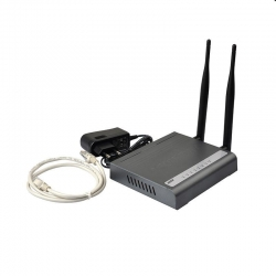 China Router 300Mbps High Power Metalclad PoE 192.168.1.1 wireless router with poe 32MB DDR RAM on sale