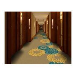 China Hotel Carpet Wool blended Nylon Material Hotel Corridor Carpet on sale