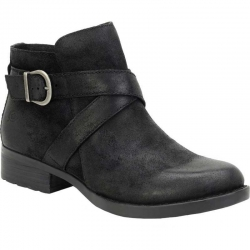 China Born Trinculo Black Distressed F11403 (Women's) on sale