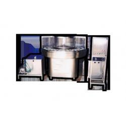 washing machine with water heater