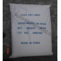 China Fine Chemicals Series Soda Ash CAS No. :497-19-8 on sale