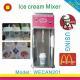 China WECAN201speed control flurry ice cream mixer on sale