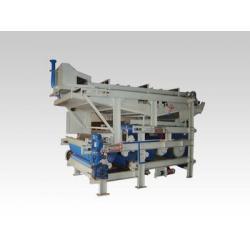 China Belt filter press on sale
