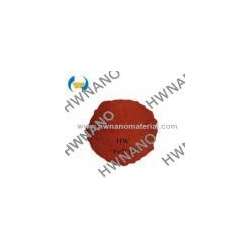 China Fine chemicals pigment nano iron oxide red fe2o3 price on sale