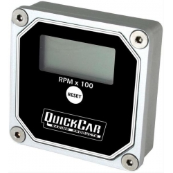 China QuickCar QuickTach LCD Recall Tachometers 611-100 on sale