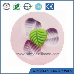 China High Quality Eco-Friendly Material Non-Toxic 24 Cavities Silicone Soap Mold on sale