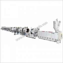 China HDPE Pipe Extrusion Line Product CodeHPEL-031 on sale