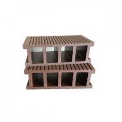 China Plastic Outdoor WPC Decking WPC Decking Safe From China on sale