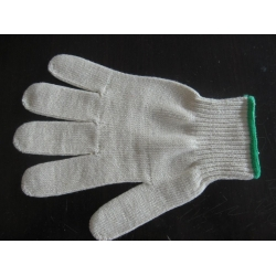 China cotton working gloves safety gloves 480g 20-26cm on sale
